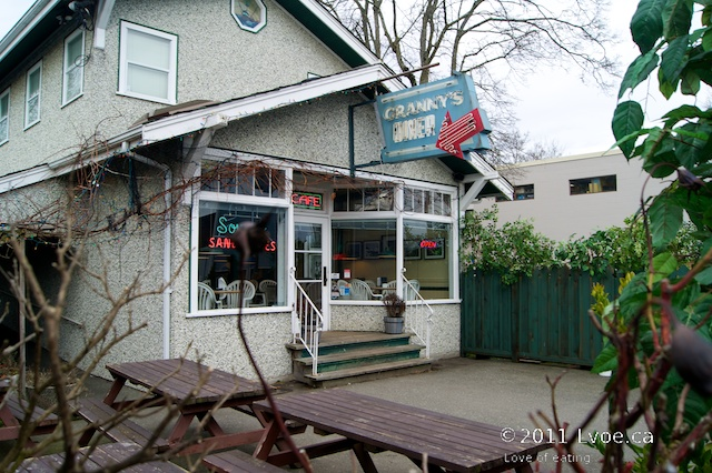 The Cannery Cafe Granny S Diner Steveston Village Bc Love Of