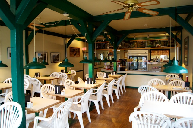 The Cannery Cafe (Granny's Diner) - Steveston Village, BC