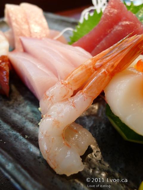 Ajisai sushi vancouver bc love of eating kamloops for Ajisai japanese cuisine