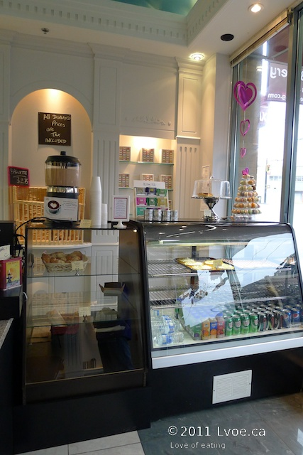 French made baking vancouver bc love of eating - French cuisine vancouver ...